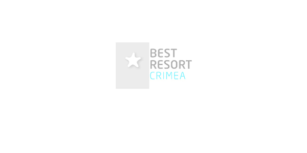 логотип Best Resort Crimea вар. 05 © AndroMor