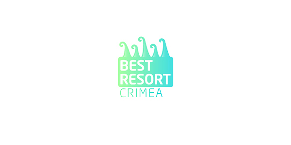 логотип Best Resort Crimea вар. 07 © AndroMor