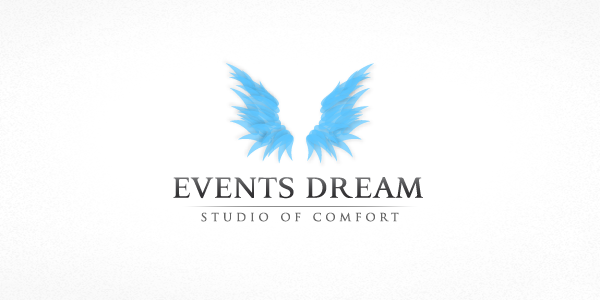 логотип Events Dream © AndroMor
