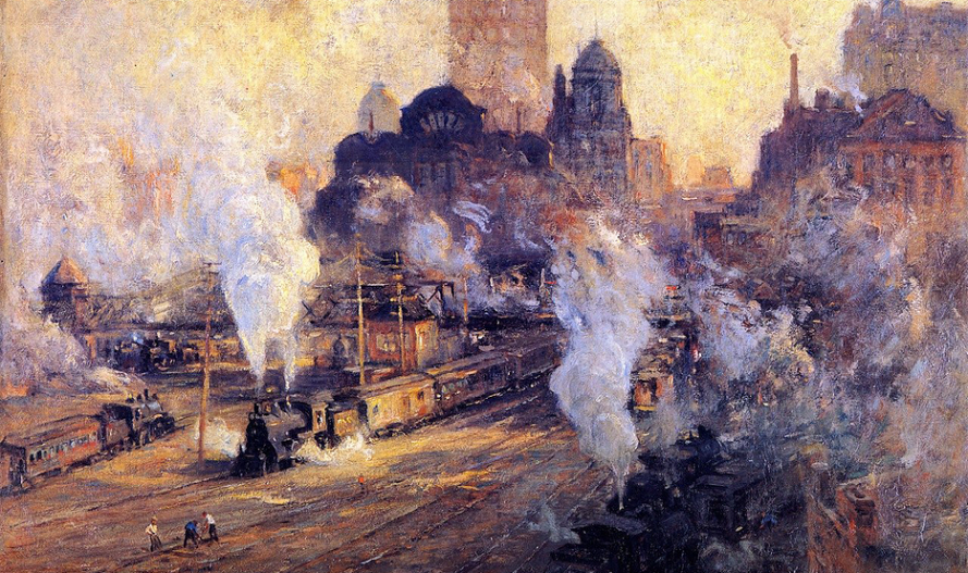 Colin Campbell Cooper Thumbnail